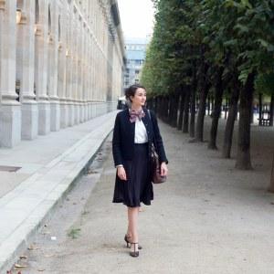 Pascaline, En toutes élégances, vintage chic, élégance vintage, comment s'habiller avec modestie élégance lady élégance