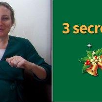 Les 3 grands secrets pour un Noël réussi - Objectif : vivre les 24 et 25 décembre en paix