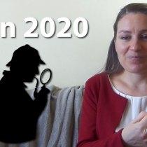 Bilan 2020 pour Apprendre les Bonnes Manières (et l'apprentie-lady que je suis)