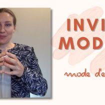 INVITE MODELE : règles d'ETIQUETTE française pour briller SANS condescendance NI snobisme