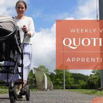 Apprentie-Lady au QUOTIDIEN --- Le weekly-vlog qui n'est pas weekly ---
