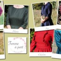 Où trouver des robes de ladies avec le triple critère : élégance + décence + féminité ?