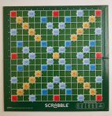 Plateau de jeu Scrabble