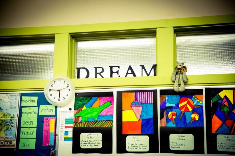 Salle de classe rêvée - Image par LaterJay Photography de Pixabay