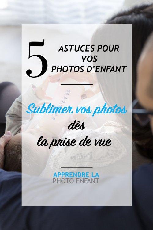 améliorer vos photos