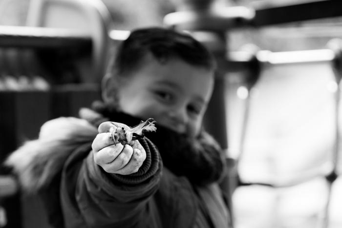 photos d'enfant avec faible profondeur de champ