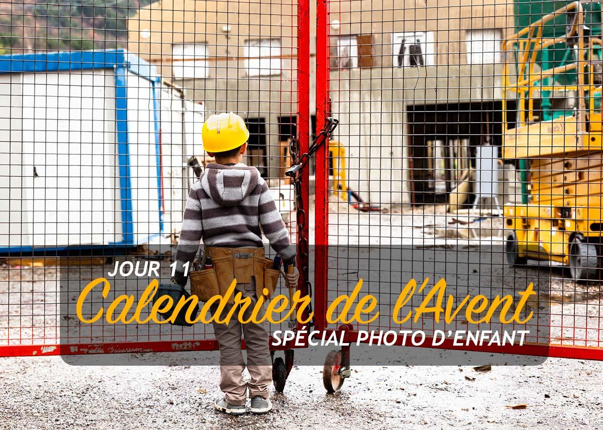 Jour 11 – Calendrier de l'Avent spécial Photo d'enfant 2018
