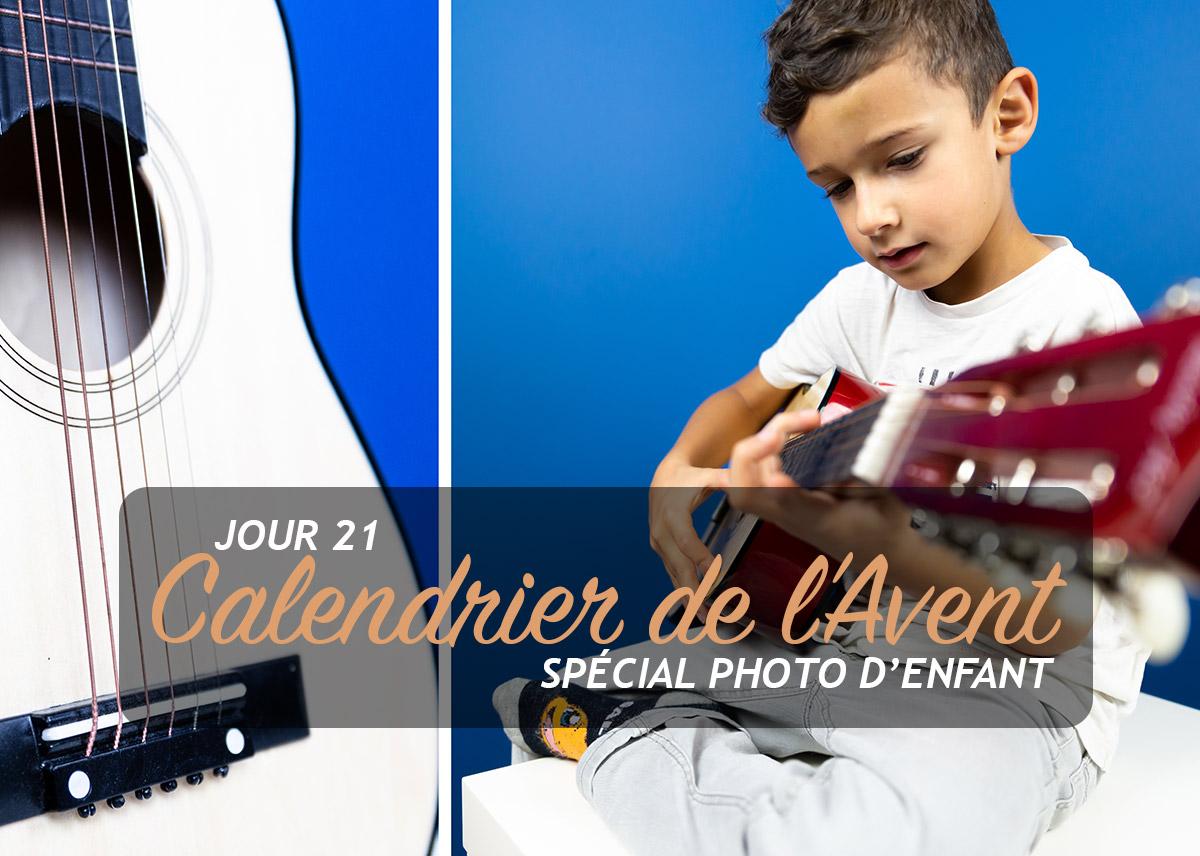 Jour 21 – Calendrier de l'Avent spécial Photo d'enfant 2018