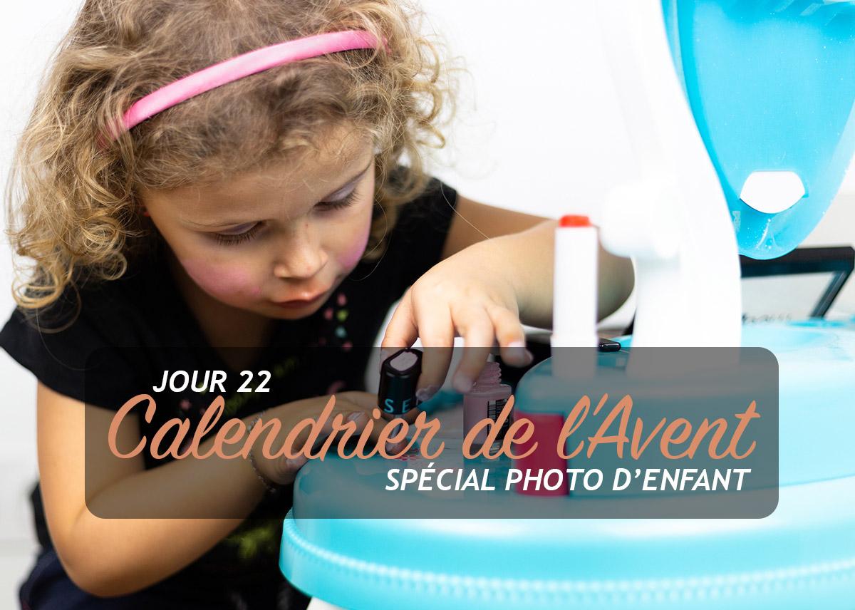 Jour 22 – Calendrier de l'Avent spécial Photo d'enfant 2018