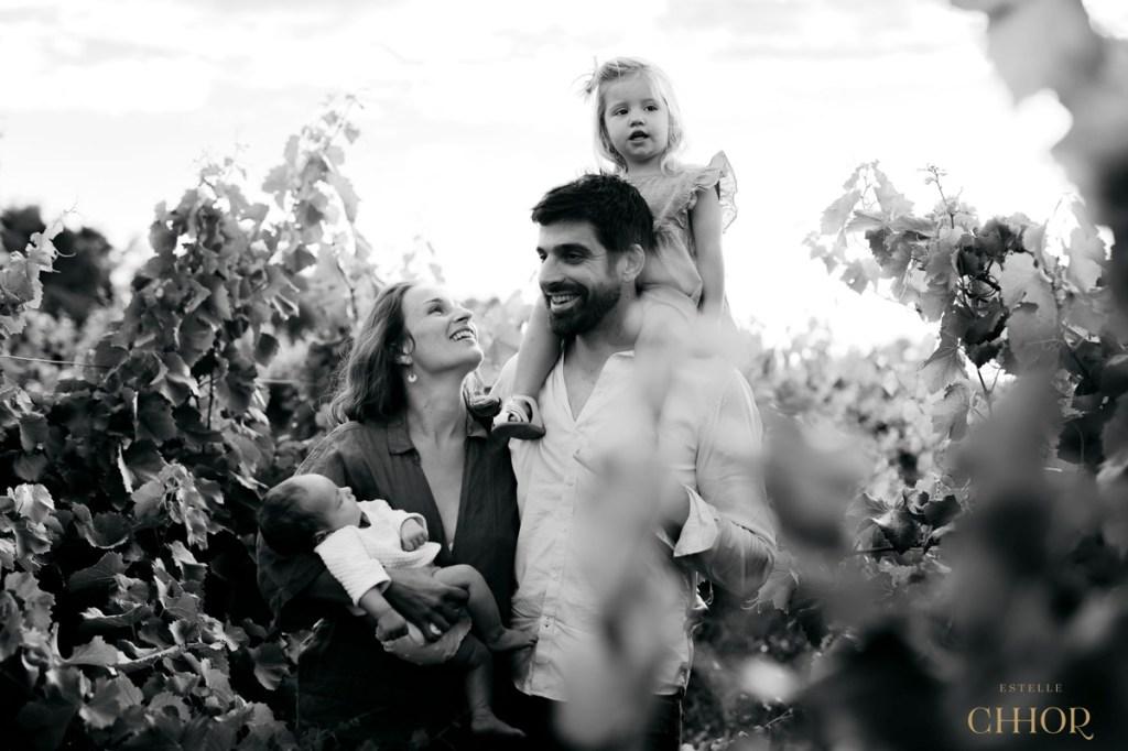 Estelle Chhor - Photographier des Familles