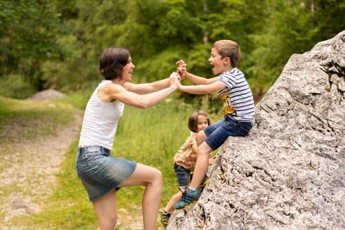Portrait de famille - La Photographie LifeStyle