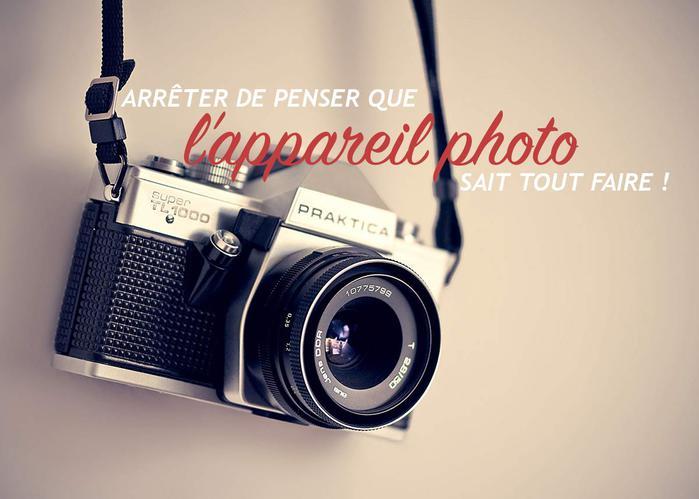 Read more about the article Arrêter de penser que l'appareil photo sait tout faire !!!