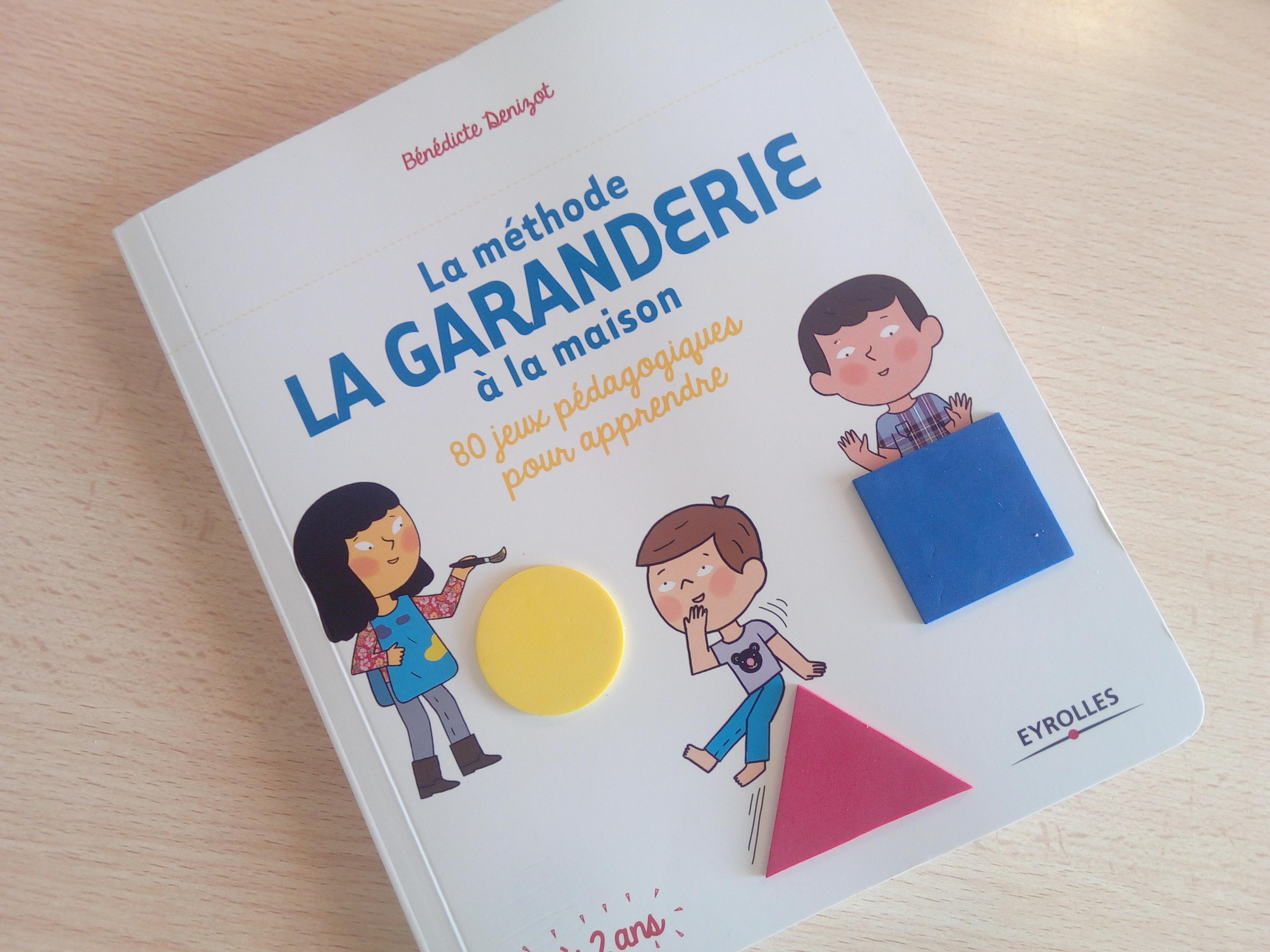 apprendre pédagogie garanderie