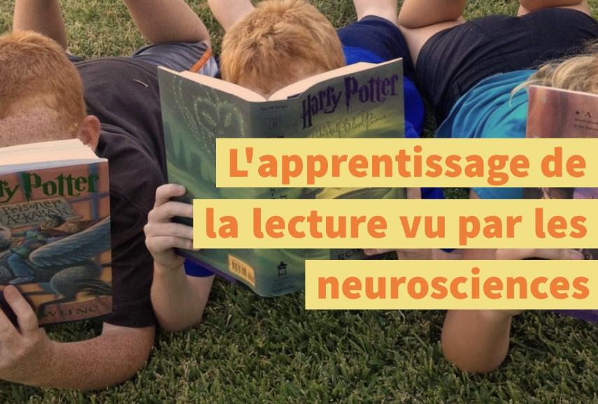 apprentissage lecture neurosciences