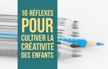 comment cultiver la créativité des enfants