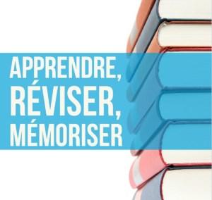 logo apprendre réviser mémoriser