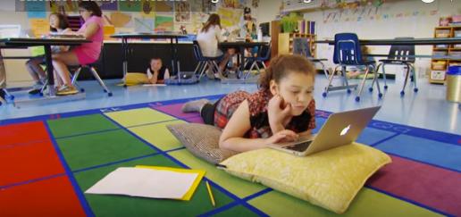 réaménagement salle de classe réussite enfants