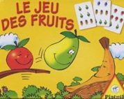 le jeu des fruits maths