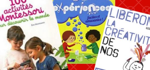 livres activités enfants