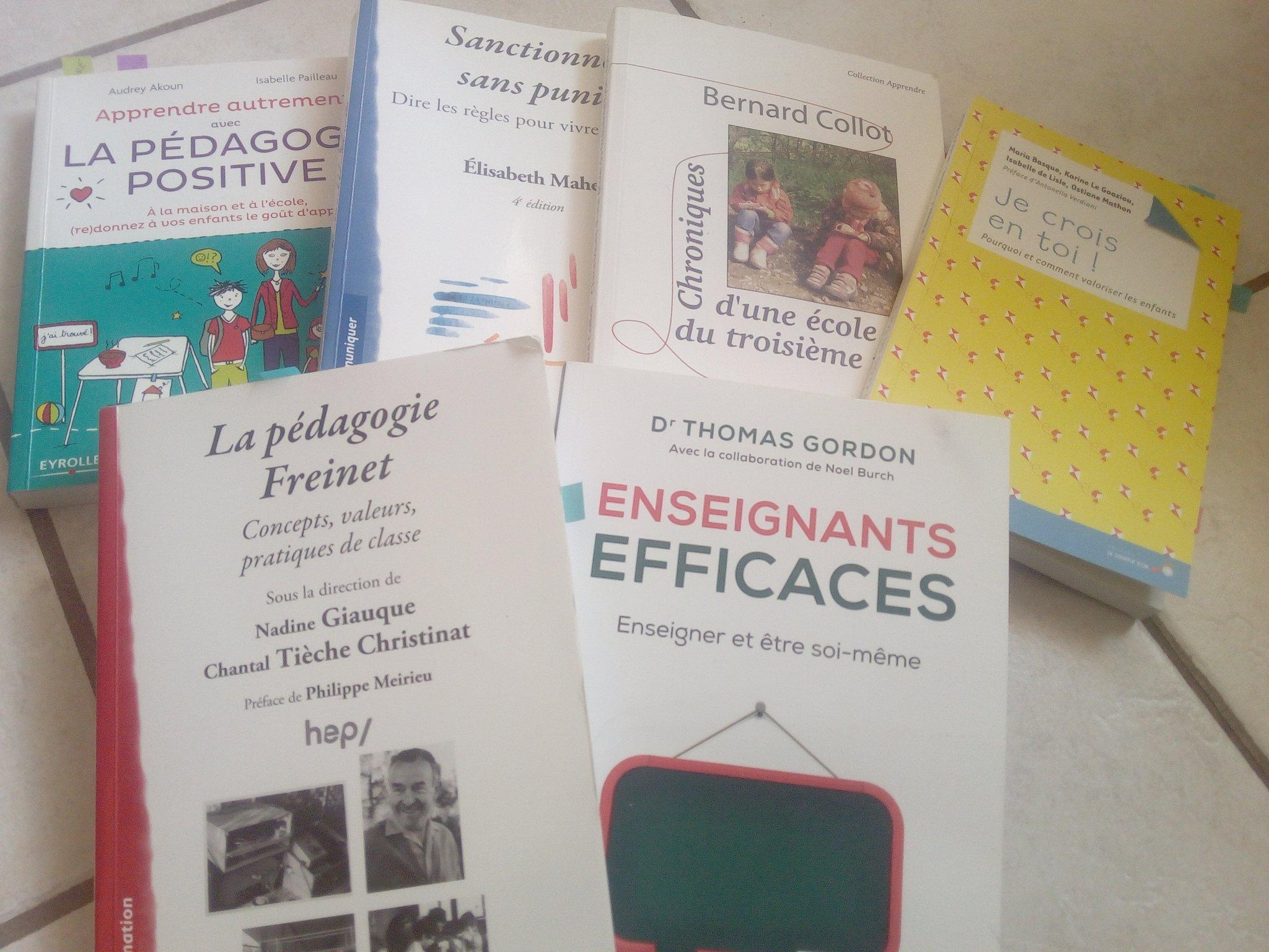 livres enseignement bienveillance