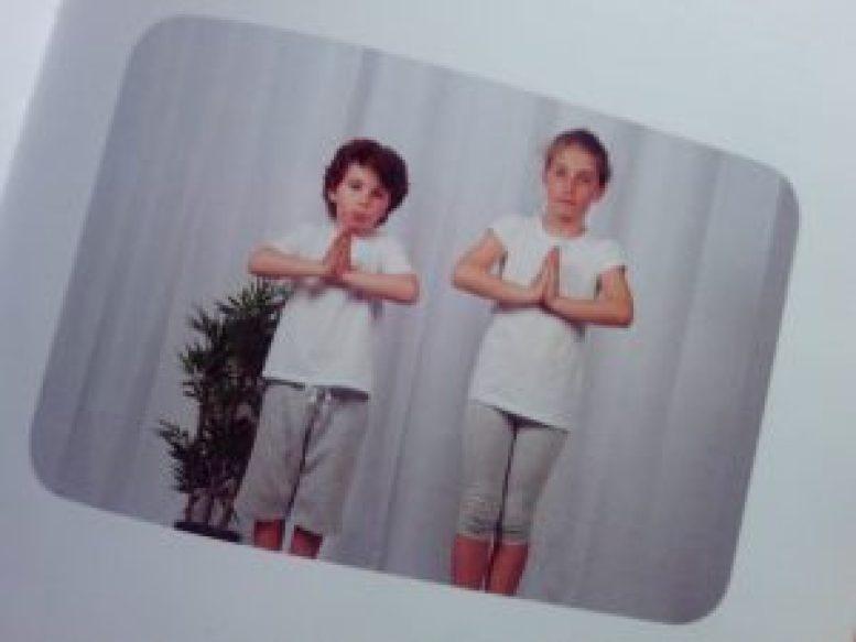 posture montagne enfants