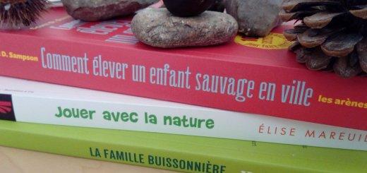 livre pédagogie nature