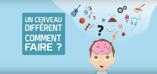 vidéo un cerveau différent comment faire