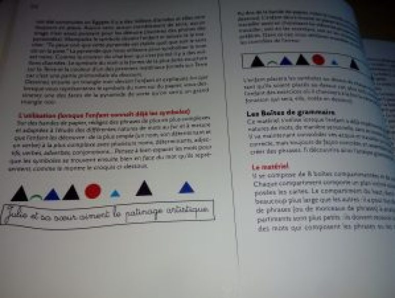 guide montessori