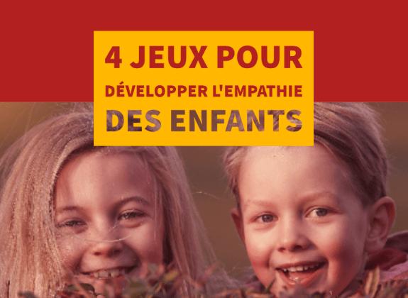 jeu développer empathie enfants