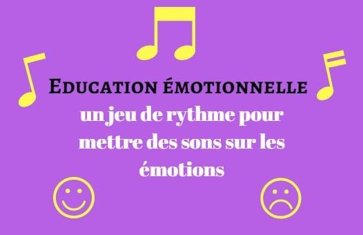 jeu rythme son émotion