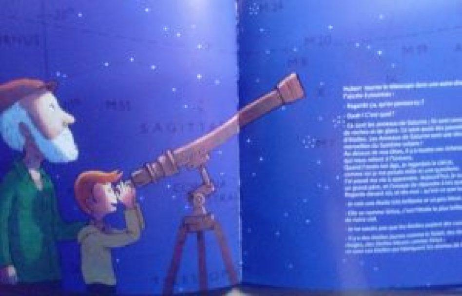 livre reeves étoiles astronomie enfants