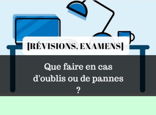 oublis examens