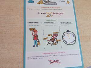 coffret cartes mentales français pédagogie positive