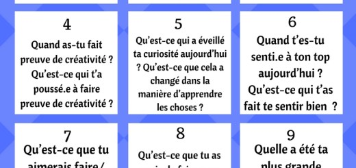 questions apprentissage enfants