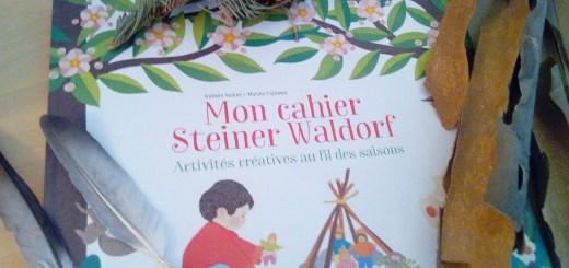 cahier activités steiner waldorf