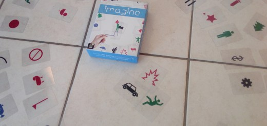 avis jeu imagine