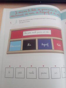 cahier montessori d'esclaibes