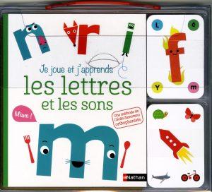 apprendre les lettres et les sons