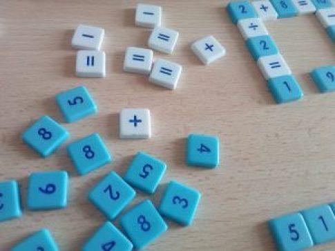 jeu opérations mathématiques