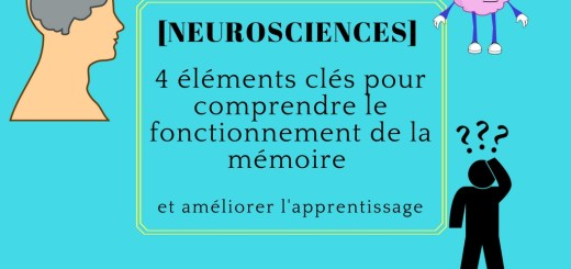 neurosciences apprentissage mémoire