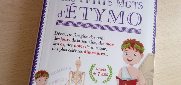 les petits mots d'etymo livre