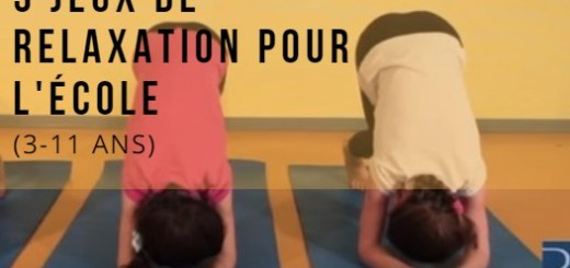 relaxation école