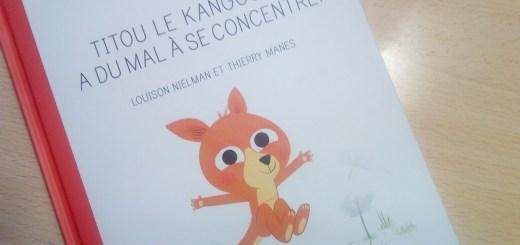 livre enfant se concentrer