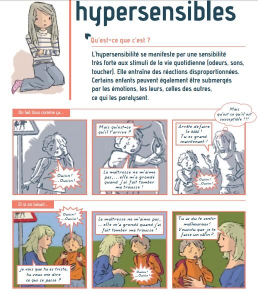 guide enfants atypiques