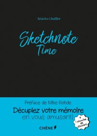 livre apprendre sketchnote
