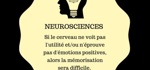 cerveau mémorisation