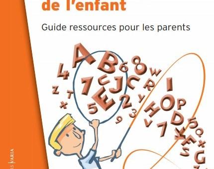 guide parents scolarité enfants dys