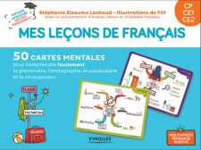 coffret carets mentales français cycle 2