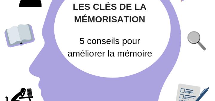 5 conseils pour améliorer la mémoire