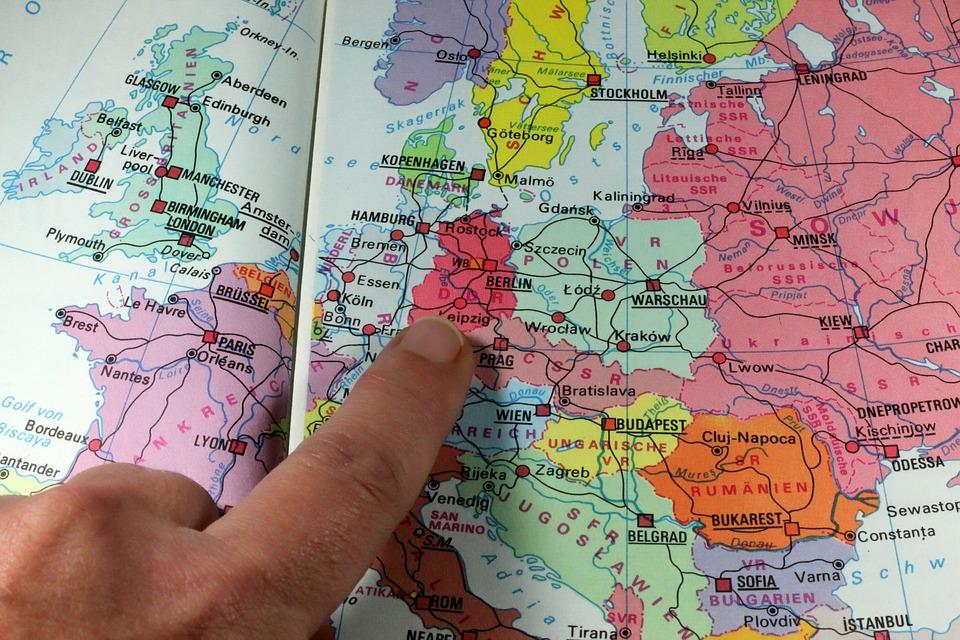 6 Jeux De Geographie Pour Apprendre A Lire Des Cartes Geographiques 7 Ans Et